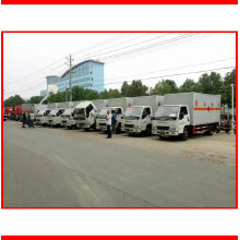 4X2 LHD Rhd Customized Stake Body Rack Body Cargo Truck