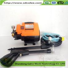 Máquina de limpeza com lama para uso doméstico