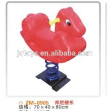 JQ-0305 novo Bonito brinquedo de balanço de balanço de cavalo de alta qualidade