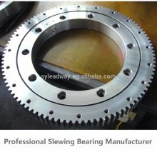 Rotek bearings for crawler crane parts