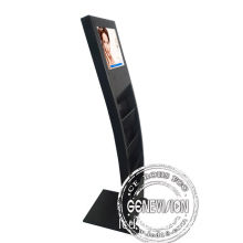 17 Inch Kiosk Digital Signage , 1280 X 1024 Lcd Display For Store