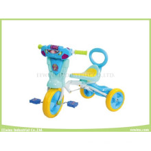 Electric Music and Lights Foldable Tricycle for Kids