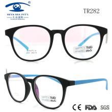 Fashion Design 2015 Beautiful Cheapest Tr90 Optical Frame (TR282)