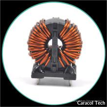 Indutividade toroidal de alta indutância 400uh 1a para placa de circuito