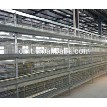 Automatische Geflügel-Landwirtschafts-Ausrüstung für Huhn-Landwirtschafts-Fütterungssystem