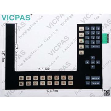 Tastaturmembran 2711-K14C10 Membrantastatur