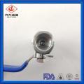 Globe High Quality One piece Female ball valve