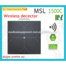 MSL 1500 C High quality Best price Flat panel detector/digital x-ray detector/14'' X 17'' Cassette-side Wireless detector