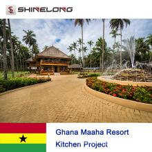 Ghana Maaha Resort Projekt