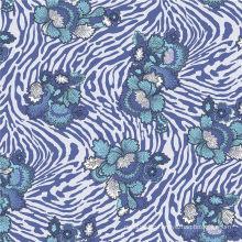 Custom Design Digital Printed Silk Fabric Best on The Market (SZ-0018)
