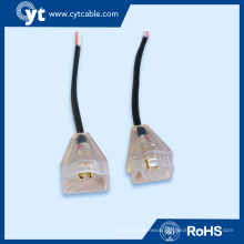 2 Pin Connector Wire for LED Tube Lighting