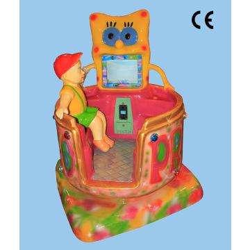 Disco Tagada kids ride indoor game machine