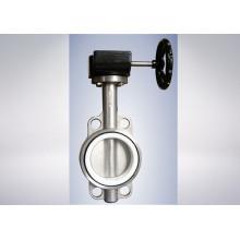 Válvula de mariposa de la presión Pn16