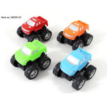 Brinquedos do carro da fricção da roda grande