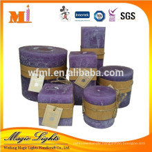Hotel Use Customized High-End Luxury Scented Wax Candle