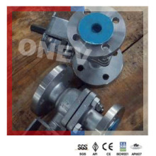 "1"" Class 150 Manual Floating Ball Valve"