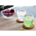 1 Set 6 PCS Home Used Glass Cup Clear Cup for Tea, Coffee
