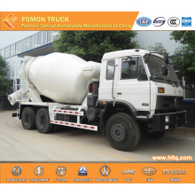 concrete mixing truck 6x4 8-10m3 DONGFENG brand euro3