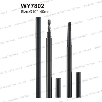 Best Quality Black Cosmetic Art Eyebrow Pencil Brush Wholesale for Make up