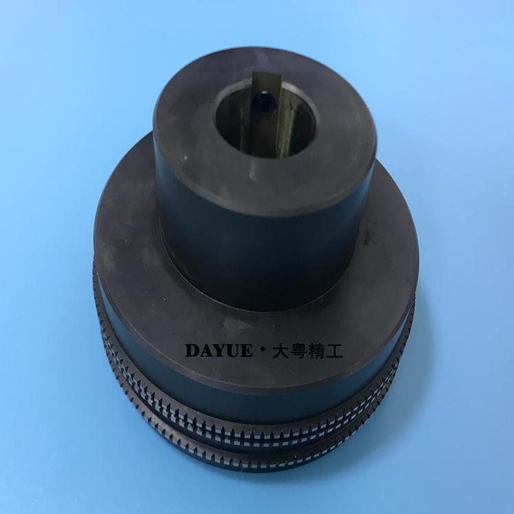 EDM Multi-convex Mask Machine Parts