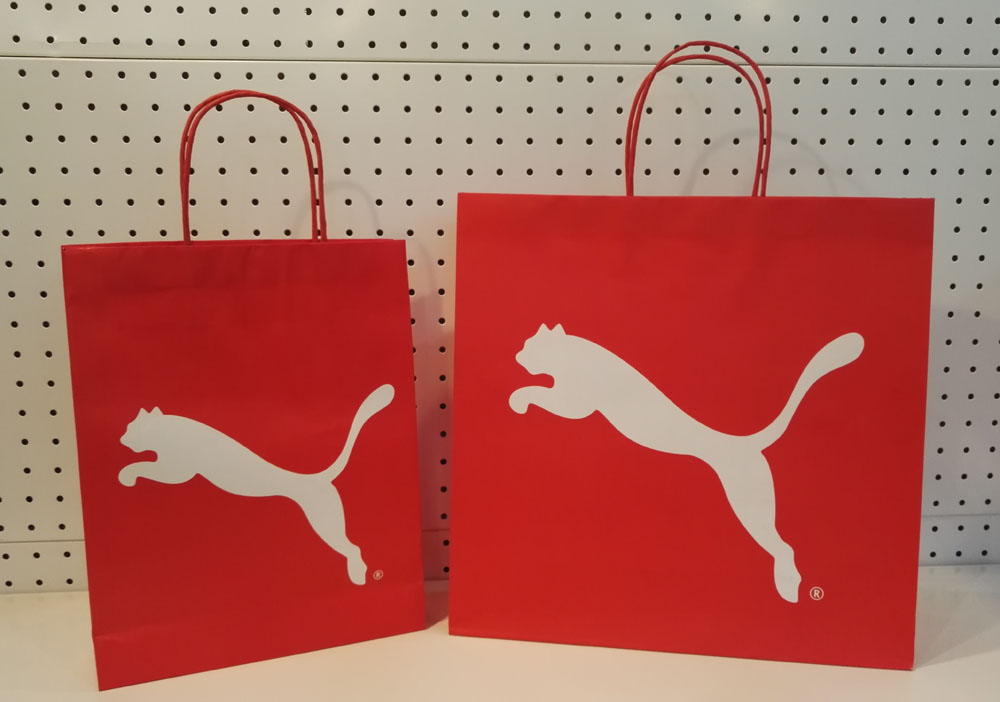 Red Paper Bag Crafts