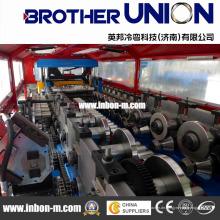 Hochgeschwindigkeits-Hochleistungs-Hochleistungs-Anhänger-Typ Rollenformmaschine