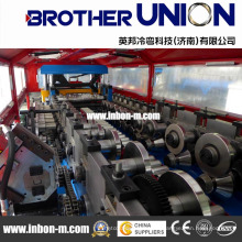 High Speed High Quality High Efficiency Trailer Type Roll Forming Machine