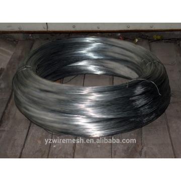 Fil de fer galvanisé direct par usine à prix abordable Haute qualité