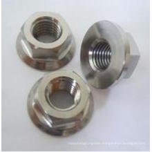 99.95% Molybdenum Screw Nuts Luoyang Manufacturer