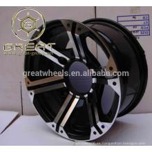 Nuevo estilo de 15 pulgadas de aleación de ruedas para ATV