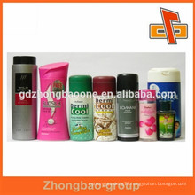 Top quality shrink wrap bottle seal for shampoo packaging body