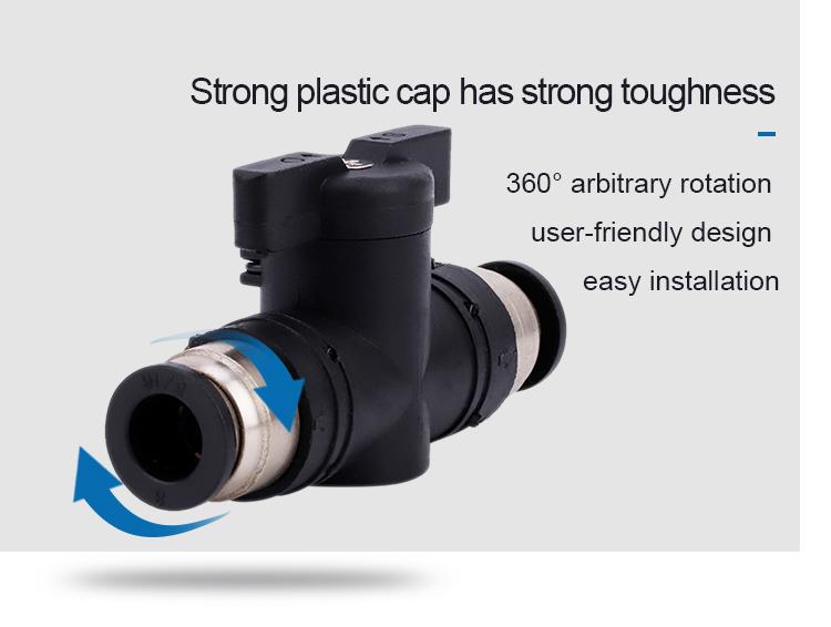 BUC hand valve