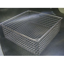 Stainless Steel Square Basket with High Quality