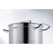 Высококачественная кухонная утварь Professional Cooking Stock Pot