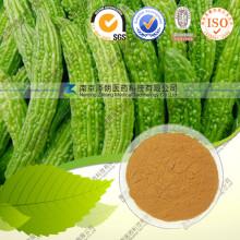 Extrato de Melão Amargo Equilíbrio de Açúcar 1% 10% 20% Extração Charantin