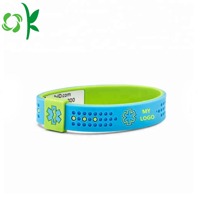 Adjusted Silicone Power Bracelet
