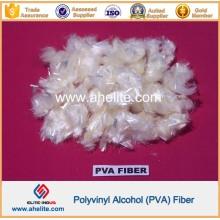 Fibres PVA d'alcool polyvinylique pour feuilles de toit ondulé d'amiante