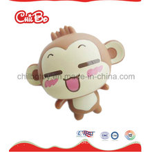Mici Monkey plastic Figure Toy (CB-PM027-S)