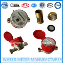 Single Jet Dry Type Water Flow Meter