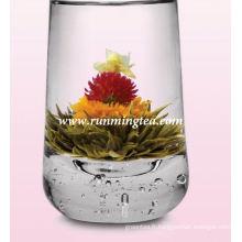 Thé à fleurs chinoises