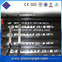 JBC Steel Pipe cold drawn Matériaux de construction en gros tube en acier tube acier par kg