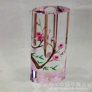 Kristallvase, Blumenvase (JD-HP-033)