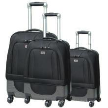 Equipaje viaje bolsas color negro tradicional alta calidad productos
