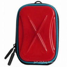 Simple and modern PET digital camera case, colors: black, red, yellow, blue, green and gray