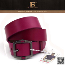 Top Selling Wholesale Hot Custom Genuine Leather Belts Women Designe