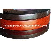 Borda de borda do PVC da classe dos móveis / Lipping da China fabricante