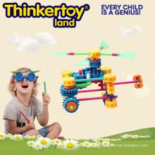Kinder interessante pädagogische Spielzeug Hubschrauber Spielzeug