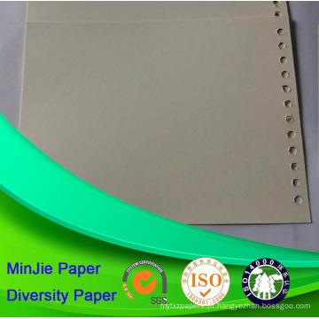 Placa branca Papel de papel pré-impresso para livro de desenhos animados
