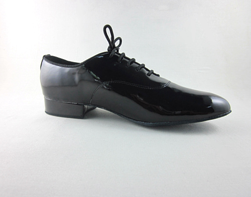 Black Ballroom Shoes For Men