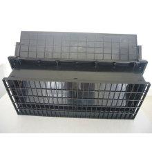 Entrada de aire de galpón de aves de corral / entrada de aire de la casa del cerdo ganado edificio entrada de aire